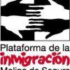 plataforma de la inmigración